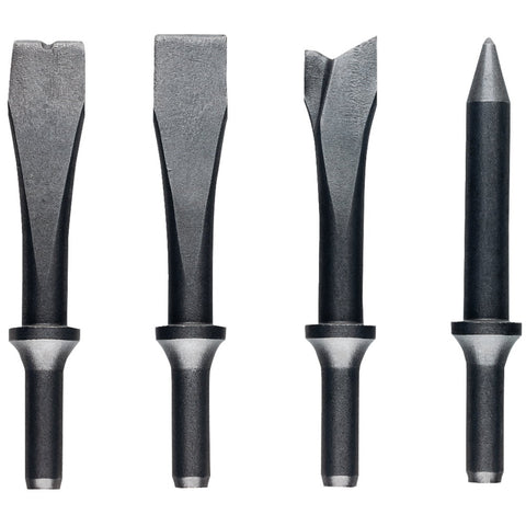 Jet JSG-1304 4 Piece Chisel Set For Air Hammers