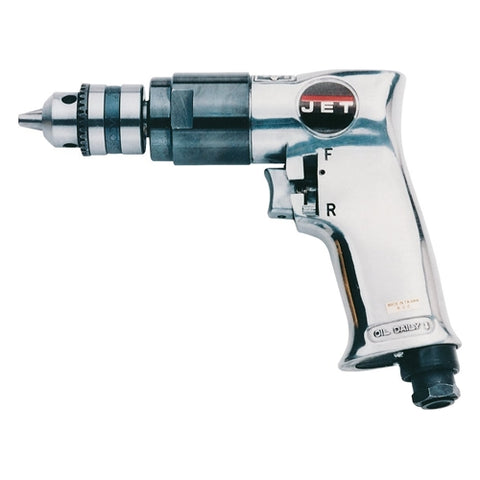 "Jet JSM-705A 3/8"" Reversible Air Drill"