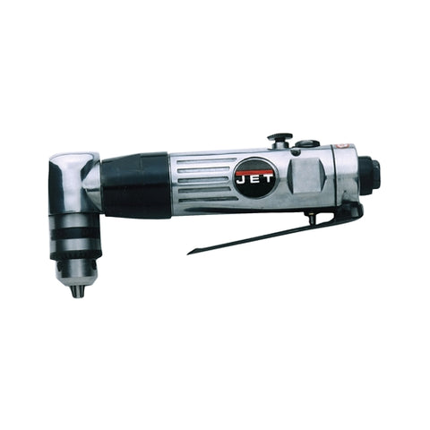 "Jet JSM-709R 3/8"" 1,500 rpm Reversible Angle Head Air Drill"