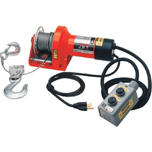 Jet 182080 115V 6HP Electric Winch