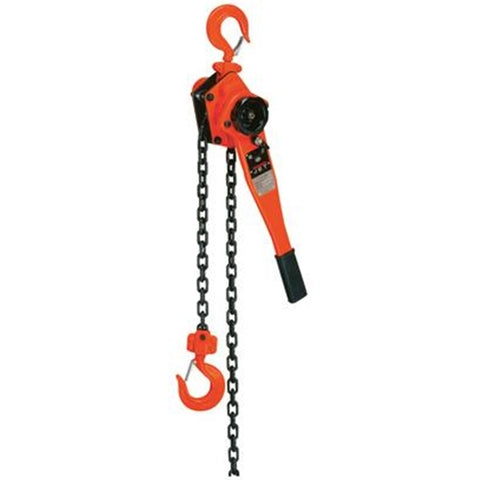 Jet 187607 JLP-075A-10, 3/4-Ton Lever Hoist With 10' Lift