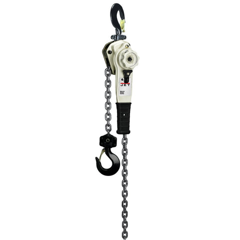 Jet 215010 JLH-160-10, 1.5-Ton Lever Hoist With 10' Lift