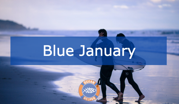 Turning the January Blues into January Blue!
