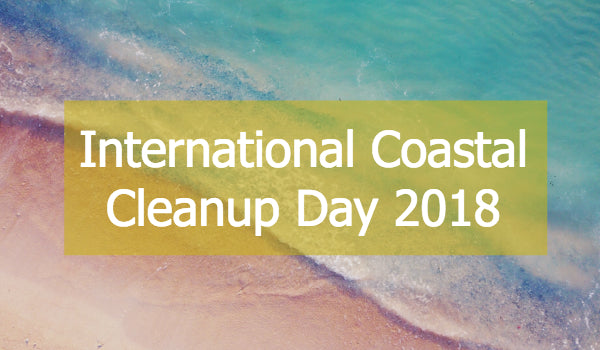 International Coastal Clean Up Is Coming...