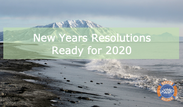 New Years Resolutions For The Ocean (2020 Edition)