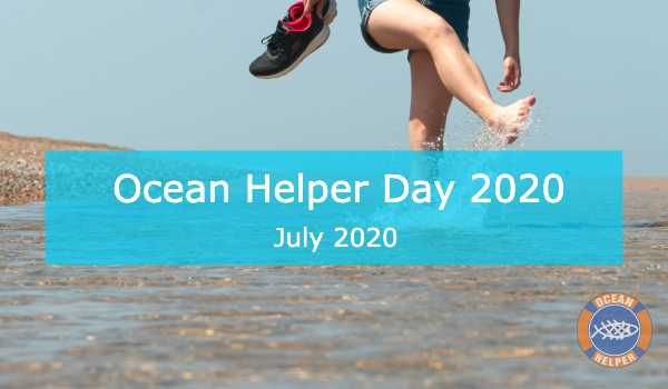 Ocean Helper's 4 Year Anniversary 🎂
