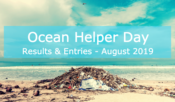 Ocean Helper Day - Your 2 Minute Clean Ups