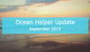 Ocean Helper Update - September
