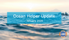 Ocean Helper Update - January 2020