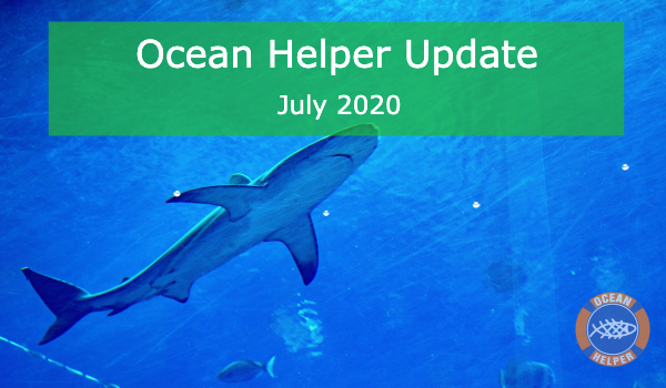 Ocean Helper Update - July 2020