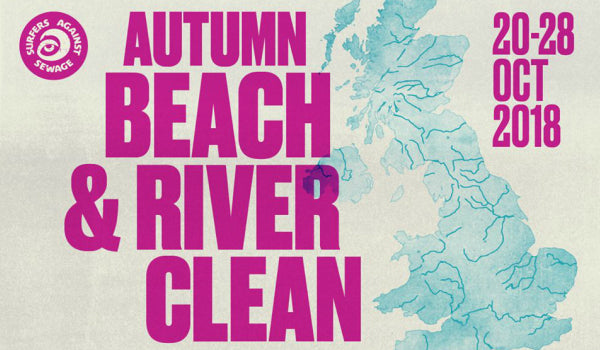 SAS Announce Autumn Beach & River Clean!
