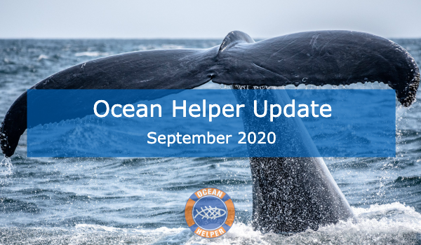 Ocean Helper Update - September 2020