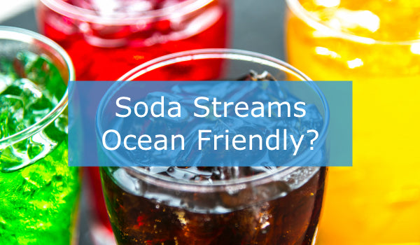 Soda Streams - Better For You and the Ocean