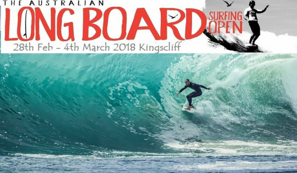 The Australian Longboard Surfing Open