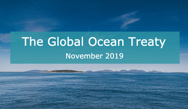 Global Ocean Treaty - Protect The Ocean
