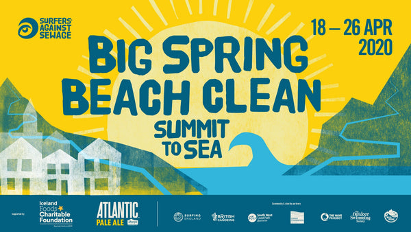 Big Spring Beach Clean - April 2020