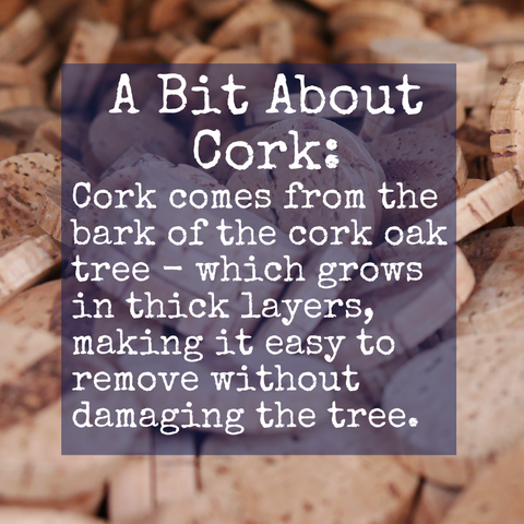 A bit about cork - Where does cork come from?