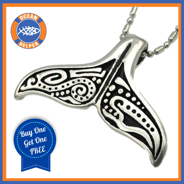 Whale Tail Necklace Offer!