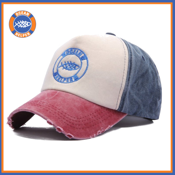 Ocean Helper Baseball Cap Promo