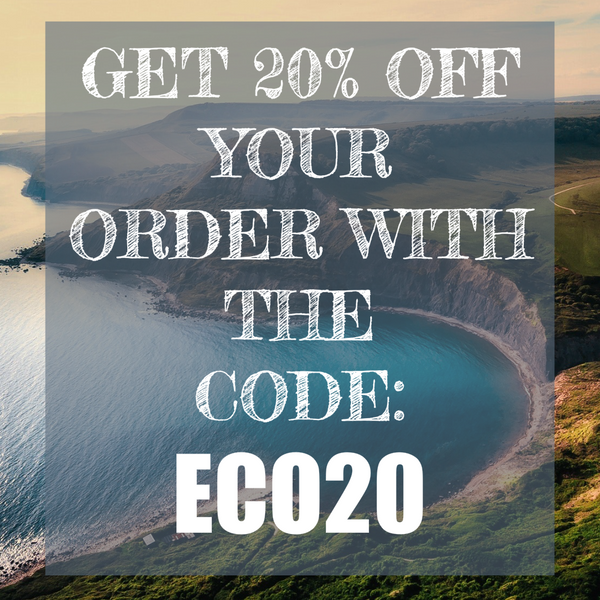 Get 20% Off Your Order with the code ECO20