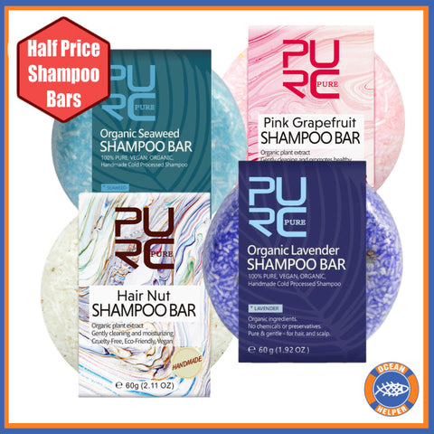 Half Price Shampoo Bars