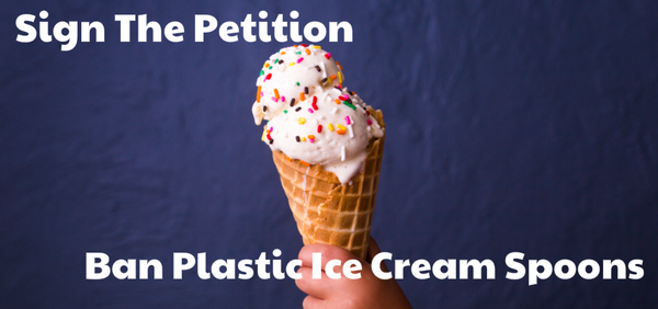 Sign the petition - Ice cream spoons