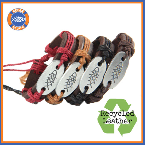Free Recycled Bracelet