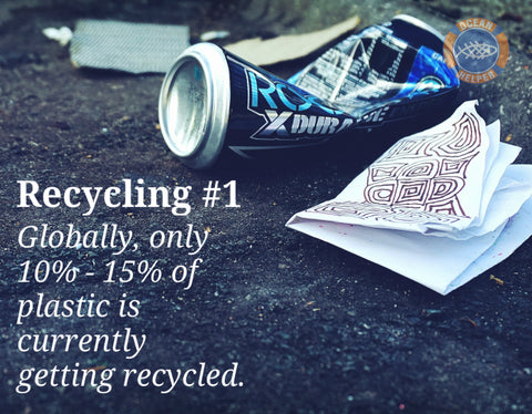 Recycling Fact #1