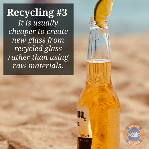 Recycling 3 - Glass