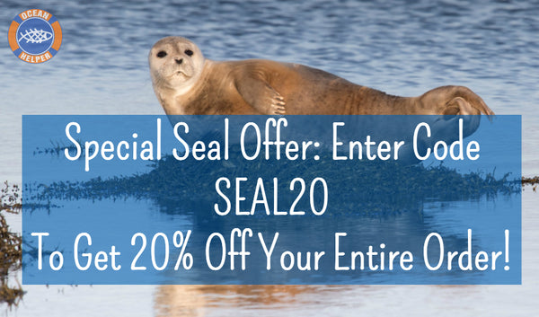 Special Seal Offer - SEAL20 - 20% Off