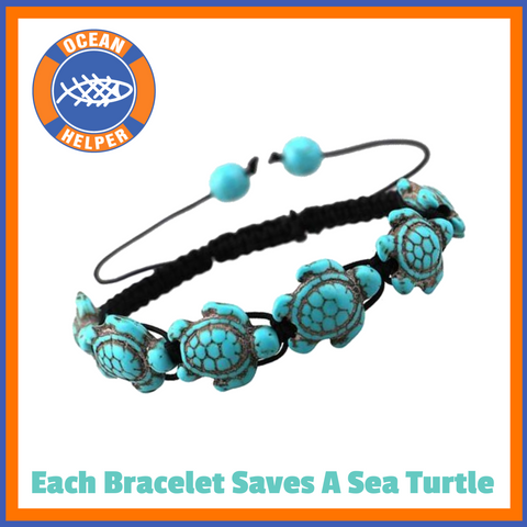 Save a sea turtle