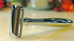 Reuseable Razor
