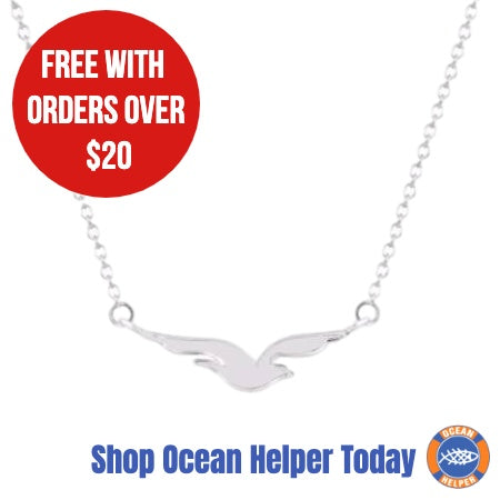 Free Seabird Necklace Offer