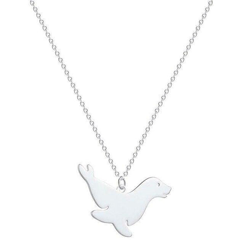 Seal Supporter Necklace