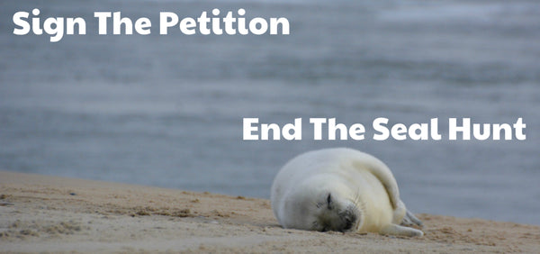Sign The Petition - End the Seal Hunt