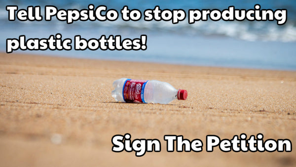 Sign the Petition - PepsiCo