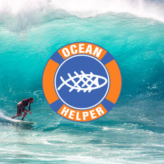 Ocean Helper Surfing