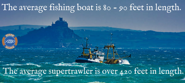 The Problem With Supertrawlers