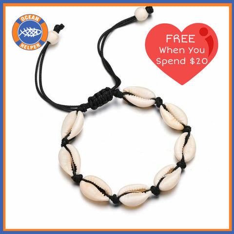 World Ocean Day Promotion Free Bracelet