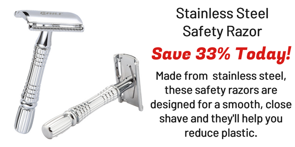 Stainless Steel Safety Razor