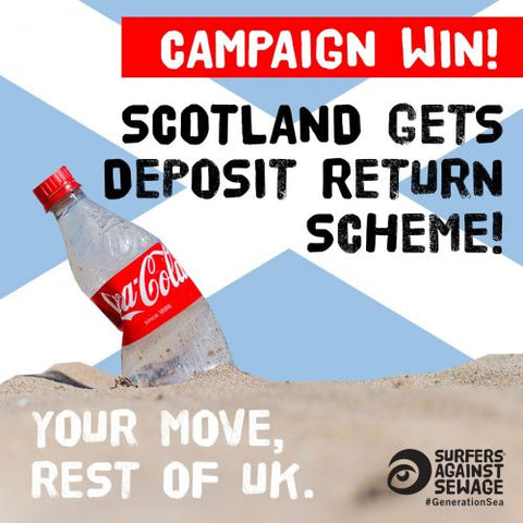 Scotland gets deposit return scheme