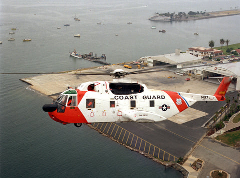 Coast Guard - Search And Rescue
