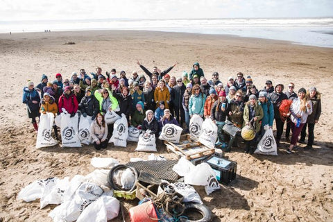 Big Spring Beach Clean