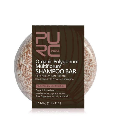 Natural Polygonum Shampoo Bar - OceanHelper