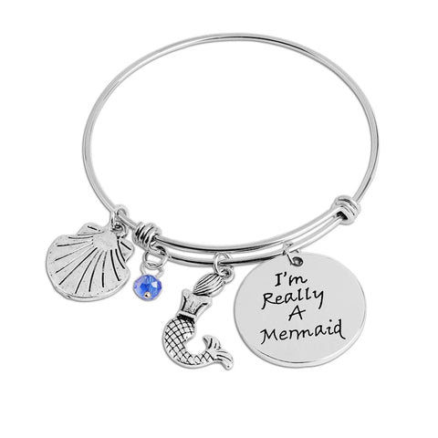I'm Really A Mermaid - Bracelet - OceanHelper