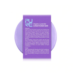 Natural Lavender Conditioner Bar