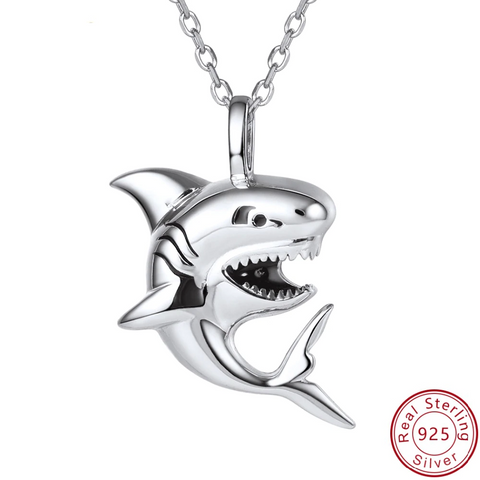 Top Shark Necklace