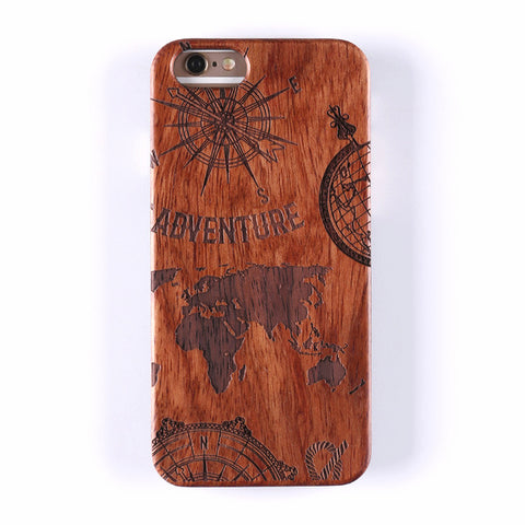 Wooden Adventurer Phone Case