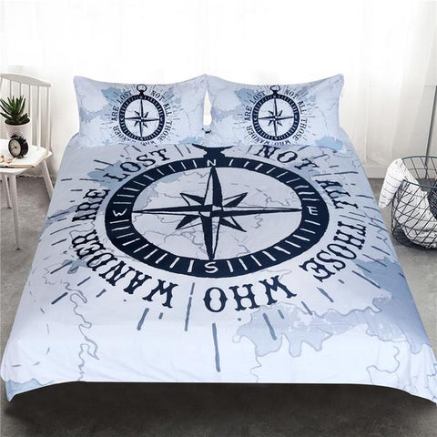 Adventurer's Bedding Set - OceanHelper