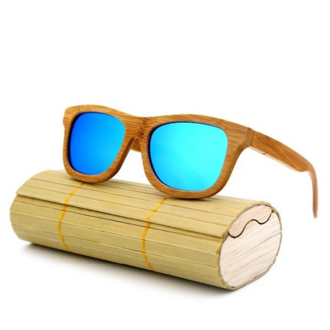 Ocean Helper Bamboo Sunglasses - Special Offer - OceanHelper